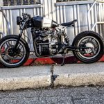 Honda CX500 by John Thompson