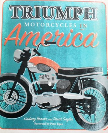Triumph Motorcycles in America (1)