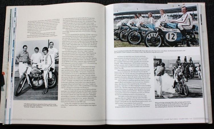 Triumph Motorcycles in America (2)