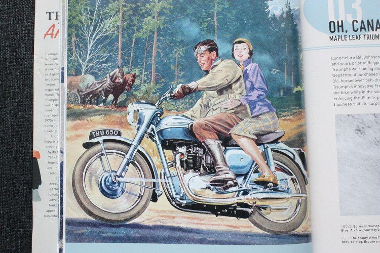 Triumph Motorcycles in America (4)