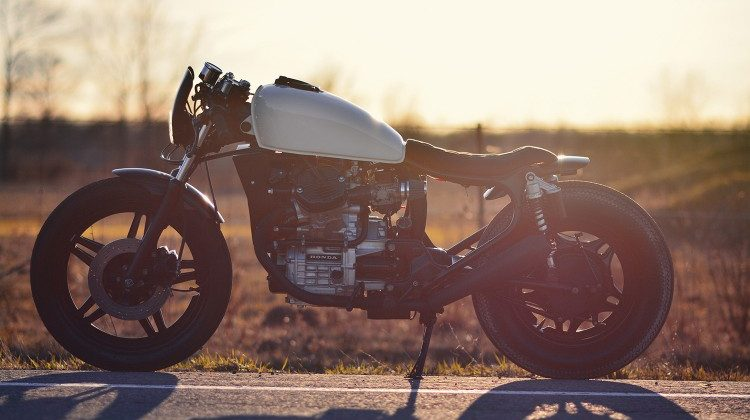 Honda CX500 Cafe Racer by Sault Built
