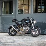Ducati Monster Cafe Racer by Timmer Motorcycles