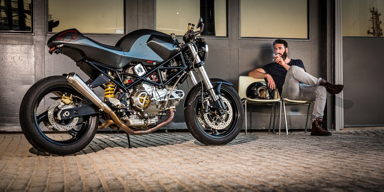 Ducati Monster Cafe Racer (3)