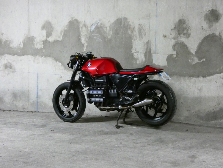 BMW K75 Cafe Racer (4)