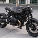 BMW R nineT by Deep Creek