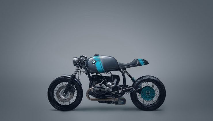 BMW R80 Cafe Racer by Elemental Custom Cycles