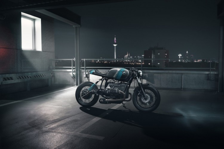 BMW R80 Cafe Racer 5