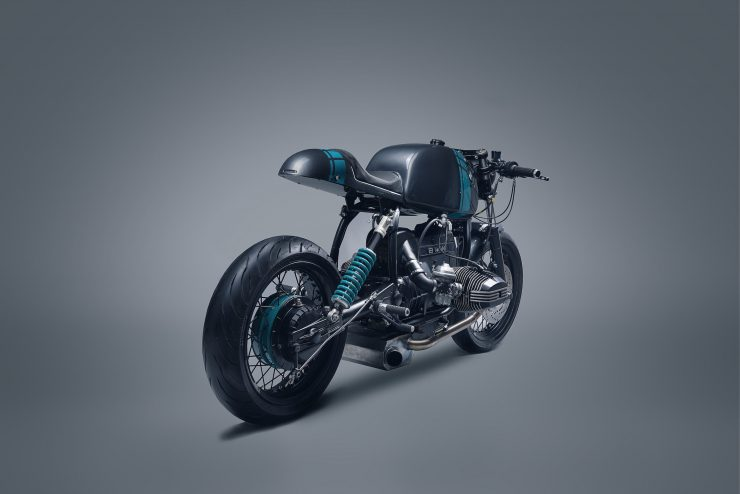 BMW R80 Cafe Racer 9
