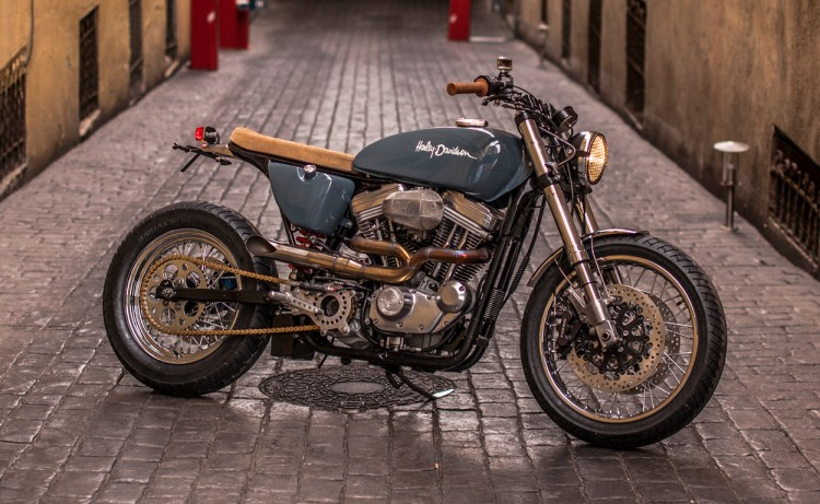 HD Sportster Brat by XTR (11)