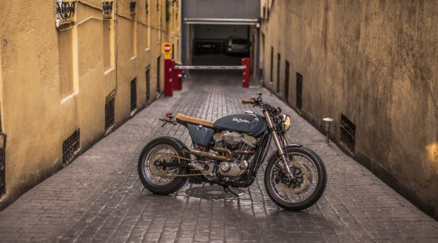 HD Sportster Brat by XTR