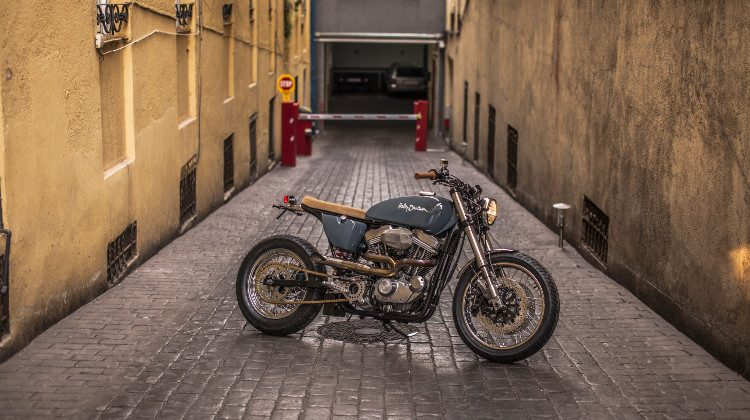 HD Sportster Brat by XTR (3)