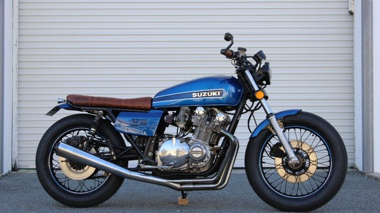 Suzuki GS1000 Brat by Purpose Built Moto