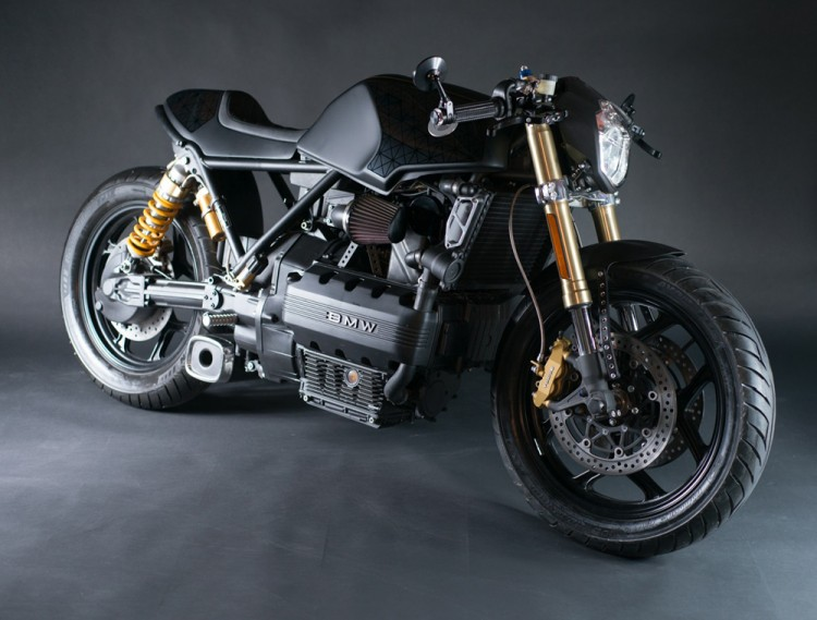 BMW K100RS Cafe Racer 8