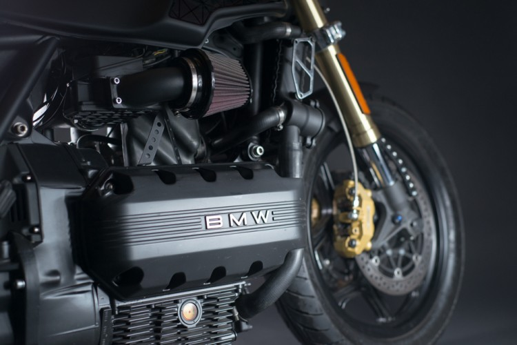 BMW K100RS Cafe Racer 9