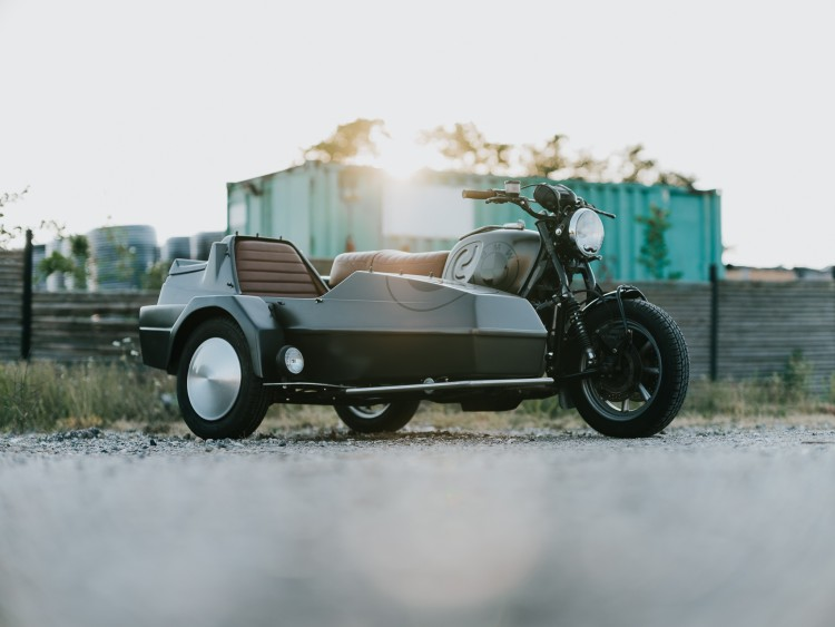 BMW R100 Sidecar Custom (14)