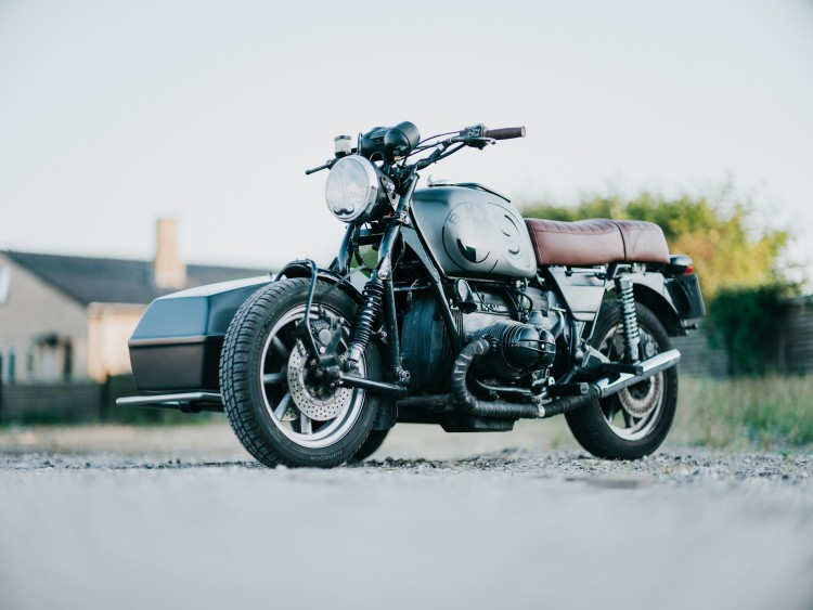 BMW R100 Sidecar Custom (15)