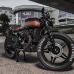 Honda CX500 by Raimonds Junkers