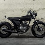 Suzuki VANVAN125 by Toma Customs