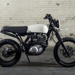 Yamaha XT600 by Toma Customs