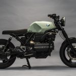 BMW K1100 Brat by Toma Customs