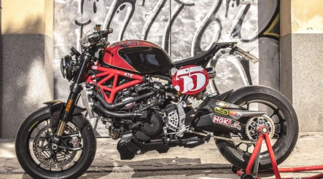 Ducati Monster 1200R by XTR Pepo