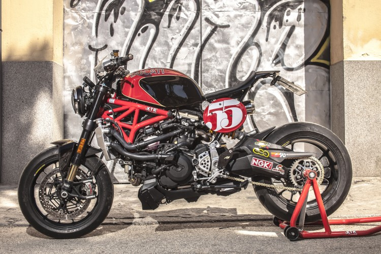 Ducati Monster 1200R by XTR Pepo (13)