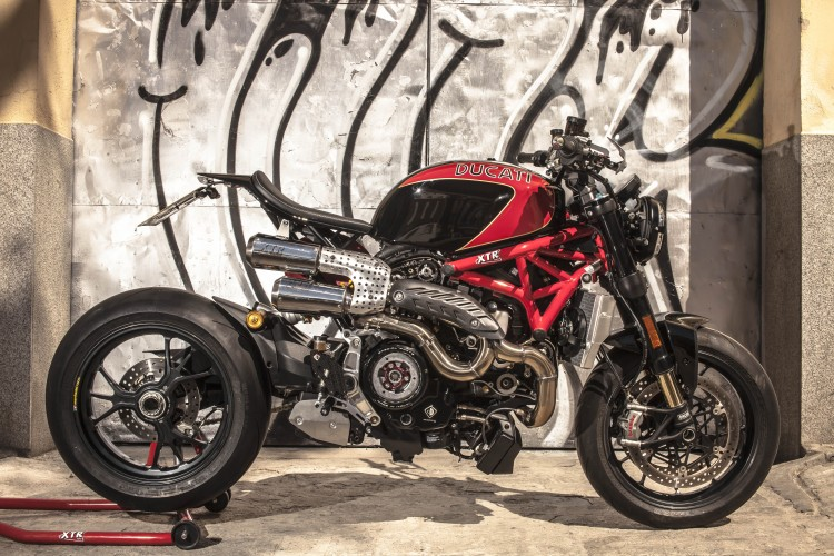 Ducati Monster 1200R by XTR Pepo (2)