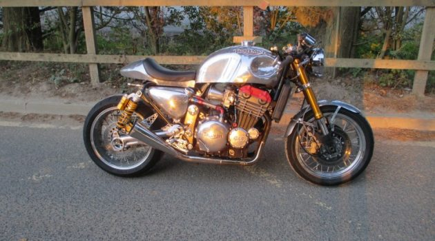 Triumph Trident Done Right