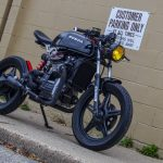 Honda CX500 by John Thompson (2)