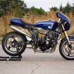 Honda CB600 Cafe Racer by Three Stone Cycles