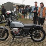 Guzzi Outback Express II by RH Motorcycles