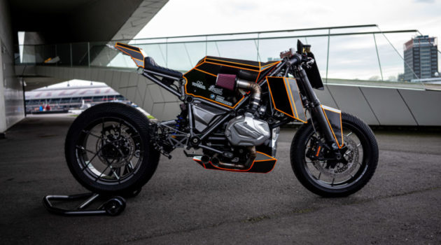 IronWood's BMW 1250GS Dominating time