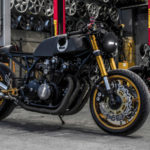 Bull Moto Customs #2 – CB 750F