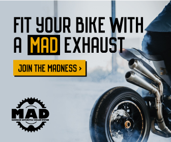 MAD EXHAUSTS, HANDCRAFTED IN THE NETHERLANDS