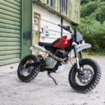 Honda FMX650 by Kevil's Speed Shop