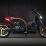 Maxxed out Yamaha Tmax by Unikat