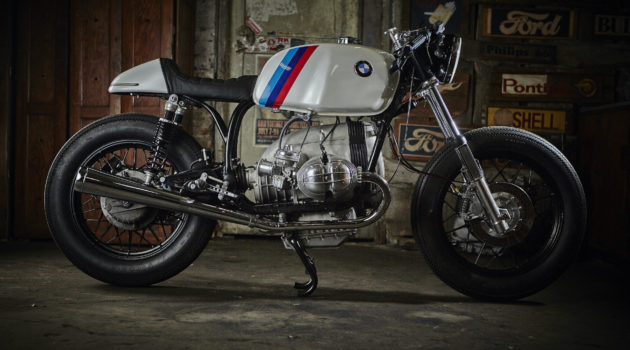 86 GEAR's BMW R100 RT CAFÉ RACER