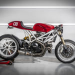 Ducati Monstrosity – Café Racer by Marc Roissetter