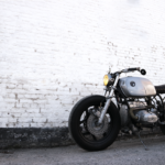 "Hide Brussels BMW R100RT ""Brat-Café"""