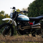 Honda CL350 Scrambler by Slipstream Creations