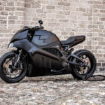 """Electric Menace: The H-D LiveWire dubbed """"Rule Breaker"""" by Moto Adonis"""
